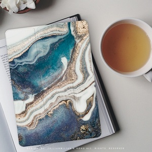 Image 2 - NEW Marble Flip Cover case For iPad Pro 9.7 Air 10.5 11 10.2 12.9 2020 Mini 2 3 4 5 2019 Tablet Case For ipad 9.7 2017 2018