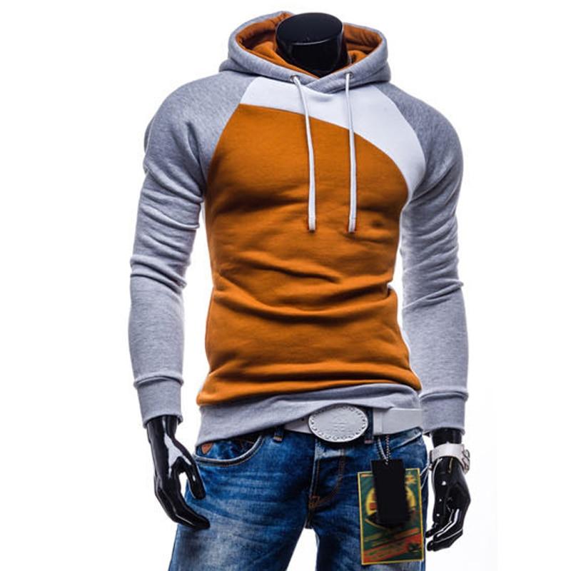 Hoodies Pria 2018 Merek Laki-laki Lengan Panjang Hoodie Magnetite - Pakaian Pria - Foto 2