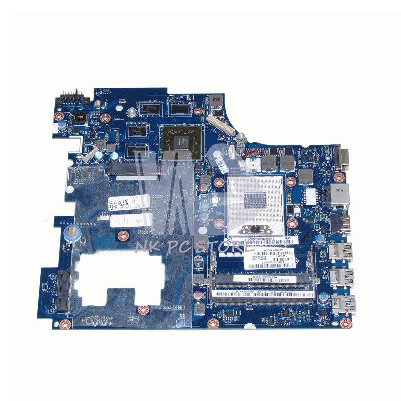 PIWG4 LA-6758P Motherboard For Lenovo ideapad G770 17 Notebook PC Main Board Radeon HD 6650M 1GB DDR3