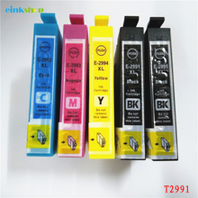 einkshop 29 29XL Ink Cartridge For Epson T2991 - T2994 Expression Home XP432 XP435 XP335 XP332 XP235 XP-332 XP-335 XP-432 XP-435