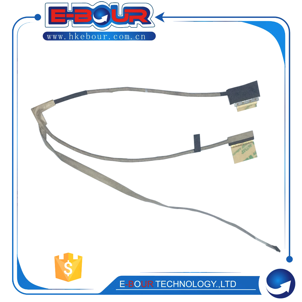 10 unids/lote nuevo LED LVDs Cable Flex para DELL 3540 E3540 3000 DC02001UC00 LED Cable de pantalla-in Cables from Productos electrónicos    1