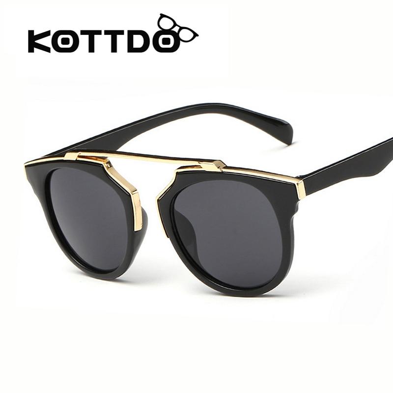 01ec3d04fc4677 Mode En Métal cadre lunettes de soleil femmes marque designer Lunettes  UV400 rétro vintage cat eye hommes soleil lunettes lunette Oculos De Sol