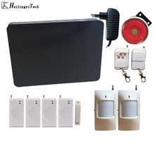 Home Burglar Protect Alarm System Gsm Alarm System DIY Kit With Auto Dial Motion Detector Sensor Home Security Alarm System цены онлайн