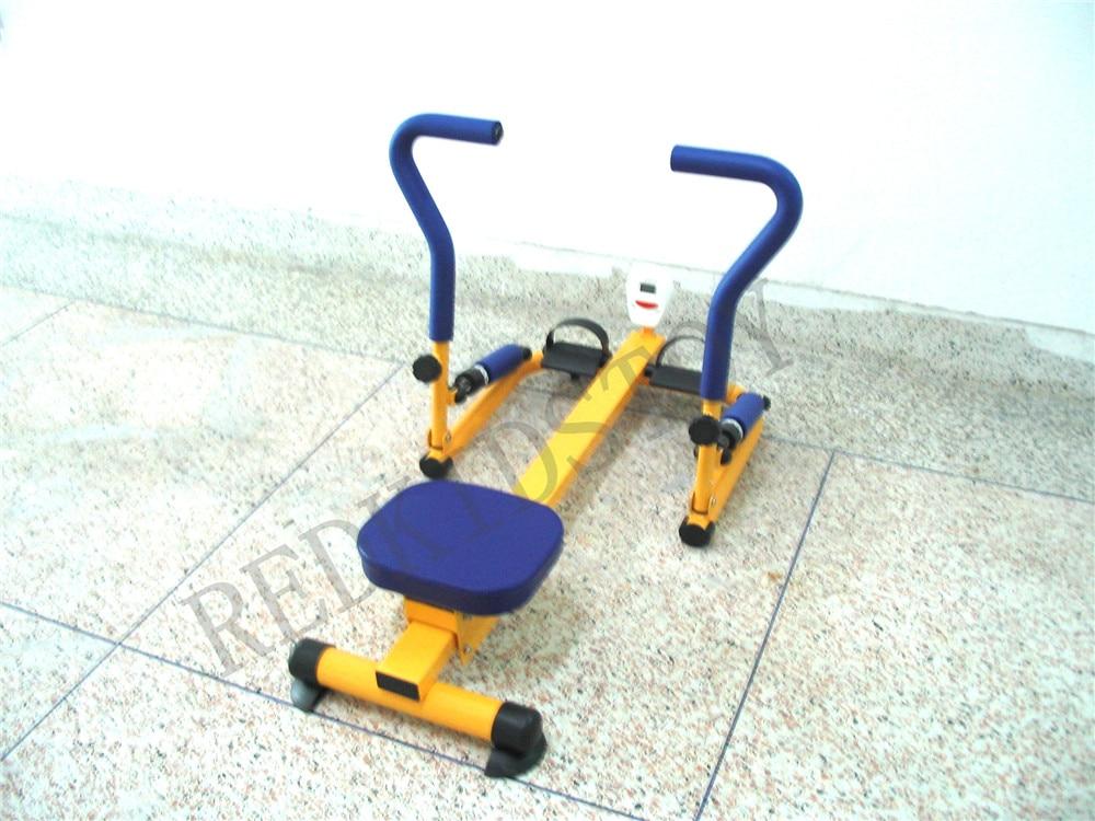 Équipement de musculation pour enfants équipement de musculation pour enfants Double rameur 14082-5