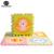 20 pcs Suave Espuma de EVA Esteira de Ginástica Esteira do Jogo Para O Bebê Recém-nascido Jogo de Puzzle Bebê Engatinhando Tapete Com Animais & Números de Espessura 1.4 cm