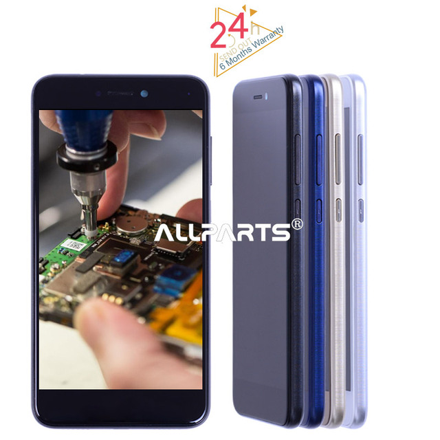 "No Dead Pixel Tested 5.2"" Screen For HUAWEI Honor 8 Lite LCD Display Touch Screen P8 Lite 2017 Digitizer Assembly Replacement"