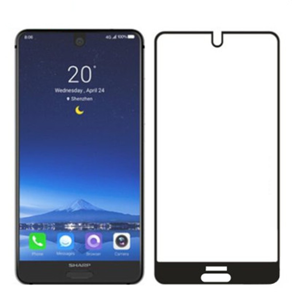 Protective Glass For Sharp S2 Sharp C10 Tempered Screen Protector Glass On S2 C10 Glass Film For Sharp C10 S2