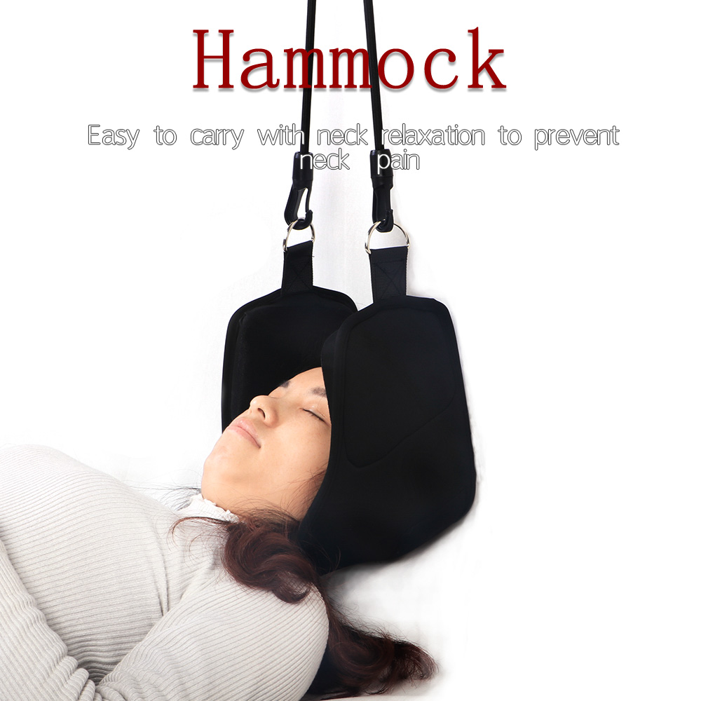 Fashion Portable Neck Pain Relief relaxing Hammock neck Massager foam napping sleeping pillow cushion For Home Office TravelFashion Portable Neck Pain Relief relaxing Hammock neck Massager foam napping sleeping pillow cushion For Home Office Travel