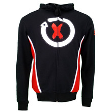 Brand New Jorge Lorenzo 99 X-fuera Panel Moto GP Hoodie Black Sport Jacket