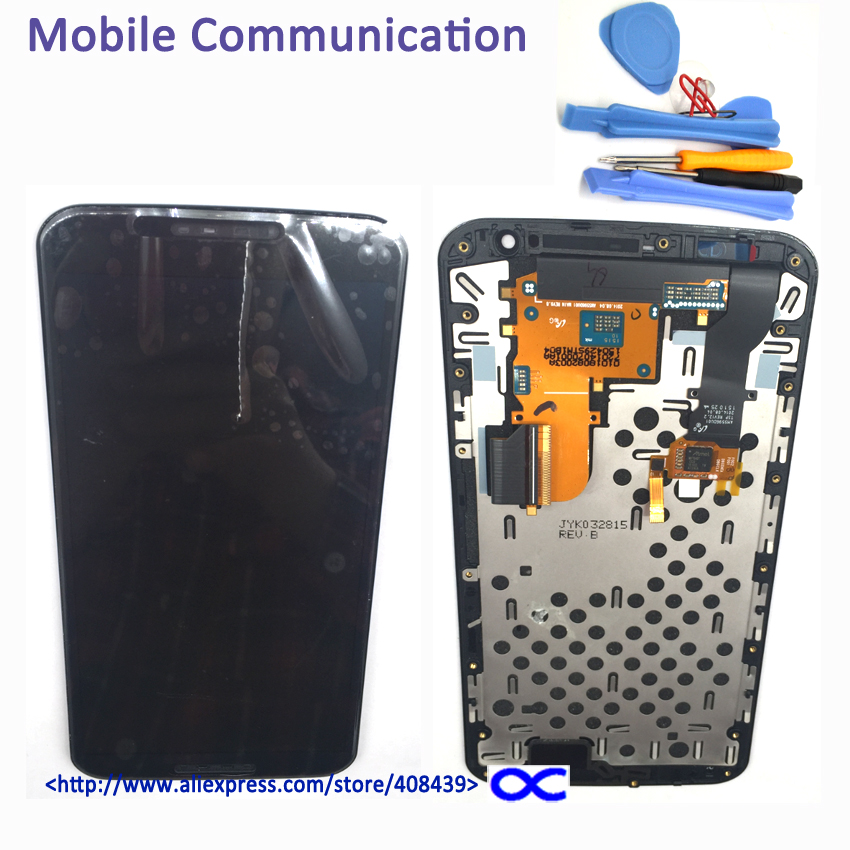 Подробнее о Original LCD Touch Screen For Motorola Google Nexus 6 XT1100 XT1103 Display Touch panel Digitizer With Frame Assembly tools original nexus 6 lcd panel for motorola google nexus 6 xt1100 xt1103 lcd display touch screen digitizer with frame assembly