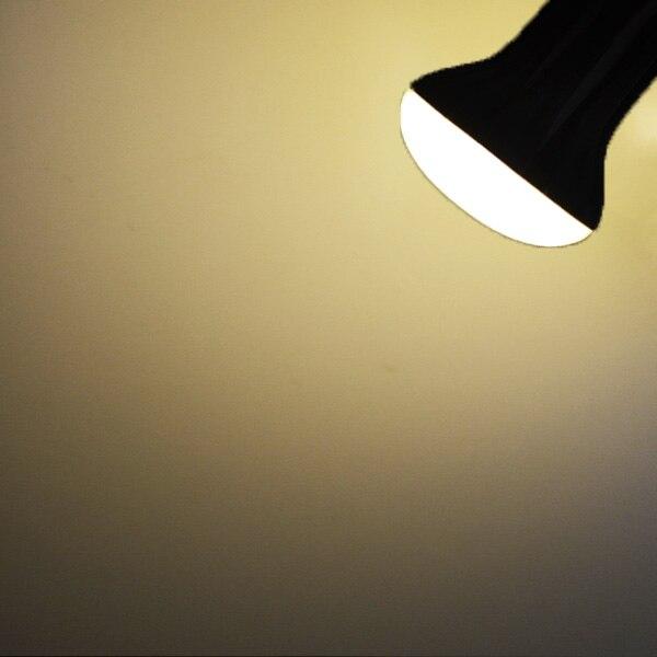 Lâmpadas Led e Tubos pode ser escurecido Formato : Mushroom