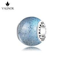 Aytaşı 925 ayar gümüş boncuk charms fit bilezik ve bilezikler TRBS005
