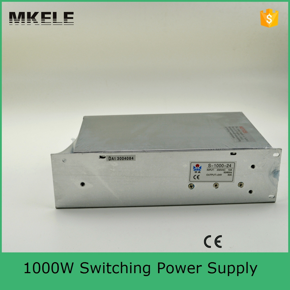 S-1000-24 40A high power AC to DC small size dc 24v power supply low price power supply 24v 1000w with ce certification alfani new black women s size small s mesh back high low ribbed blouse $59 259