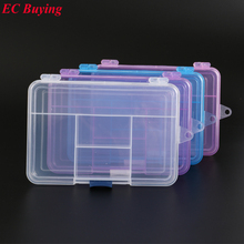 1pcs New Arrival SMD SMT IC Electronic Component Mini Storage Box and Practical Jewelry Storaged Case 144*99*33 4 colors