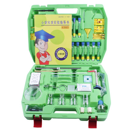 Scientific Chemistry Experiment Equipment Box Set