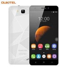 Новый Oukitel C3 Android 6.0 3 г WCDMA смартфон 5.0 дюймов Оперативная память 1 ГБ Встроенная память 8 ГБ Dual SIM MTK6580 Quad Core 1.3 ГГц сотовый телефон GPS WI-FI