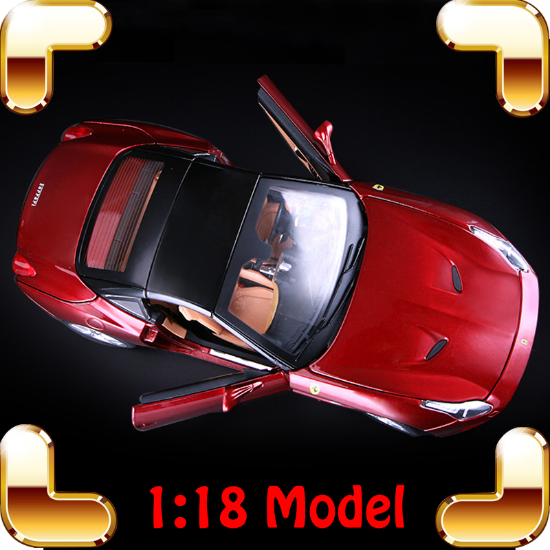 New Arrival Gift 1/18 Model Metallic Car Scale Models Vehicle Toys Car Alloy Diecast Collection Showcase Decoration Static Toy new year gift 1965 sting ray 1 18 metal model car classic roadster alloy collection vehicle decoration simulation toys