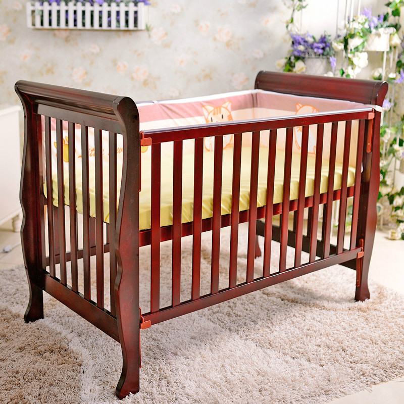 Online Buy Wholesale European Baby Cribs From China