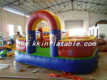 funny and exciting inflatable bouncer cartoon bouncer for kids