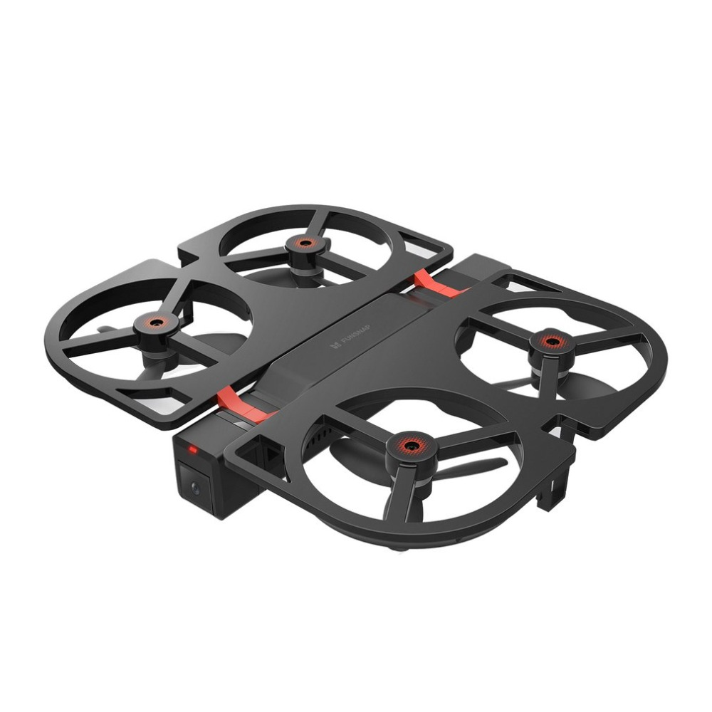 FUNSNAP iDol 2.4G RC Drone Foldable GPS Quadcopter with 120'Pitch 1080P HD Wifi FPV Camera Optical Flow Positioning Gesture Toy funsnap idol 2 4g rc drone foldable gps quadcopter with 120 pitch 1080p hd wifi fpv camera optical flow positioning gesture fz