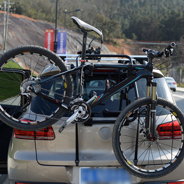 Trunk Mount Bike Rack >> Bicycle Carrier Rack Car Suv Bike Hitch Mount Bicycle Carrier Rack