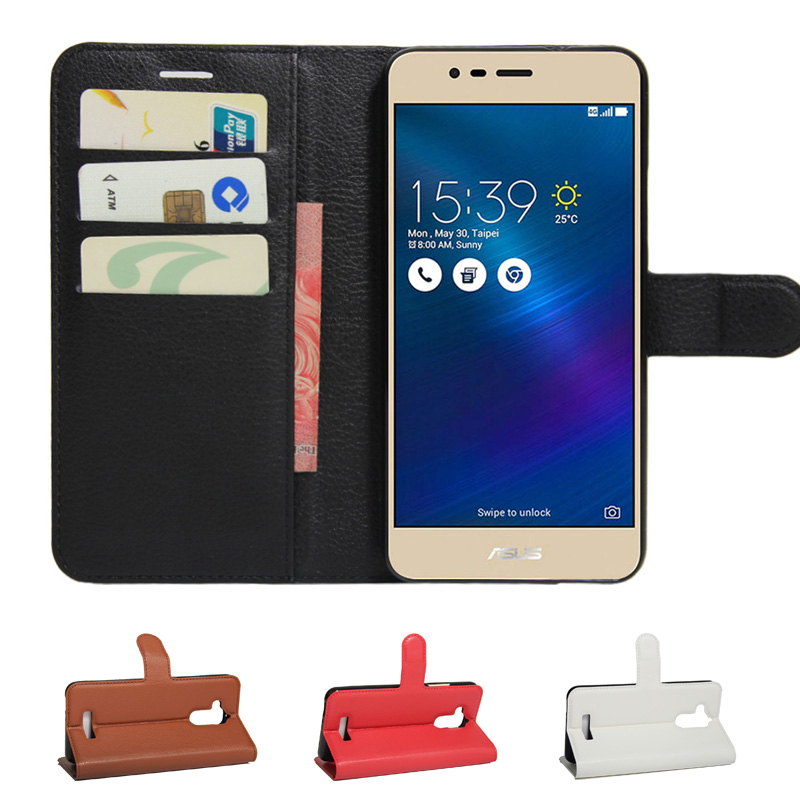 sports shoes 57cea 52108 US $3.7 15% OFF|For Asus Zenfone 3 Max ZC520TL Case Wallet Flip Cover Stand  PU Leather Case for Asus Zenfone 3 Max ZC520TL Cover-in Flip Cases from ...