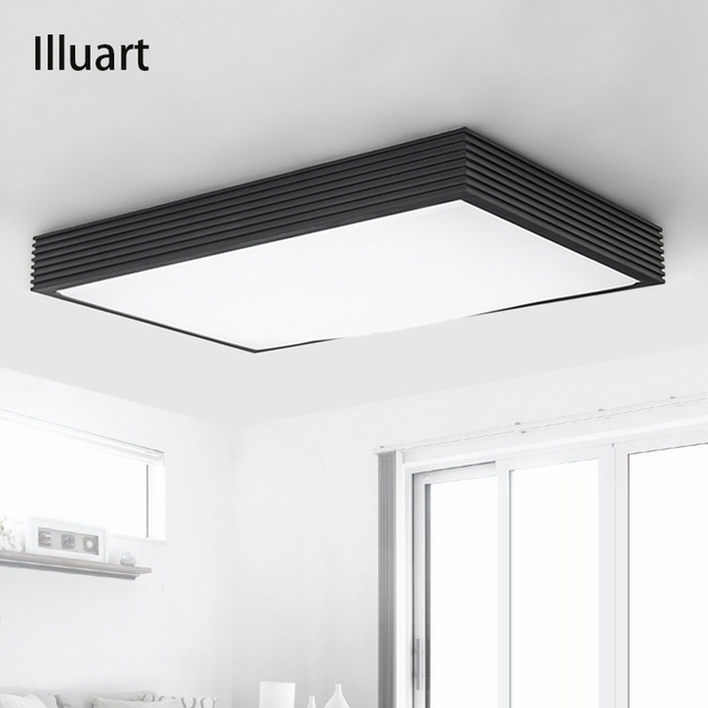 Surface Mounted Led Ceiling Lights For Living Room Modern Light Fixture Indoor Lighting Decorative Lampshade Hanging