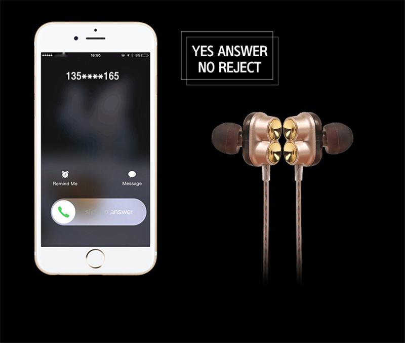 4.1 Running Sport Magnet Bluetooth Headset headphone 12