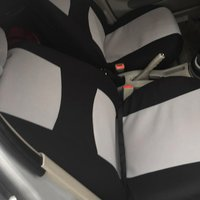 10pcs Grey Front Rear Universal Car Seat Covers Auto Car Seat Covers Vehicles Accessories