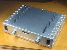 WANBO Audio BZ3608B Aluminum Enclosure Both sides heatsink /power amplifier chassis/psu chassis