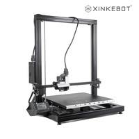 Xinkebot Orca 2 Cygnus Professional 3D Printer Dual Extruder Filament Sensor Heated Bed 15.7x15.7x18.9in 3D Drucker Impresora 3D