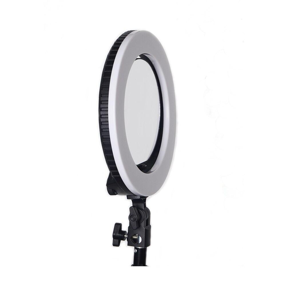 Yidoblo QS 280 tamanho mini 10 Câmera Selfie maquiagem Foto/Estúdio/Telefone/Vídeo LEVOU Anel de Luz Fotografia pode ser escurecido Lâmpada Anel - 3