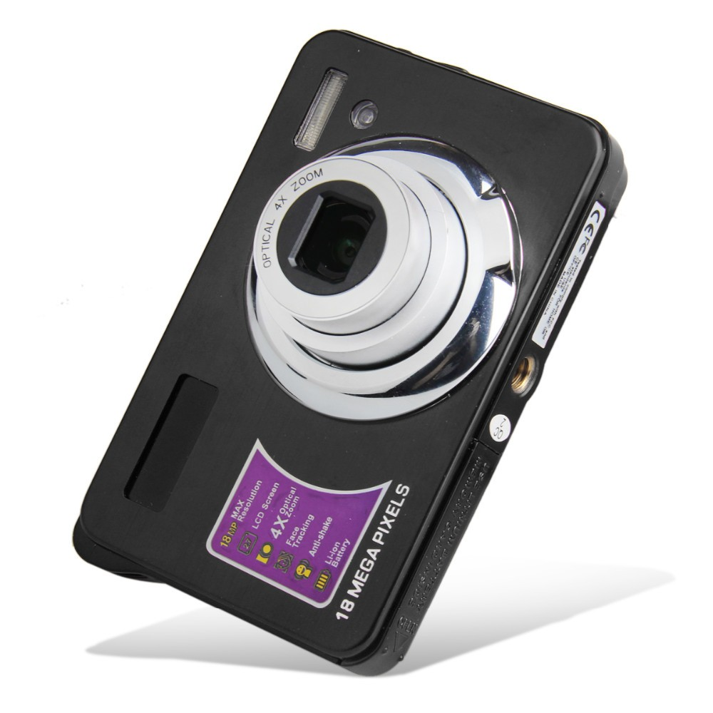 HD 1080P Professional Digital Camera Compact Cameras ...