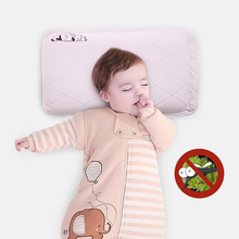 Honeylulu Cartoon Baby Pillow Insects Repellent Breathable For Newborns 3D Mousse Material Kids Room Decoration