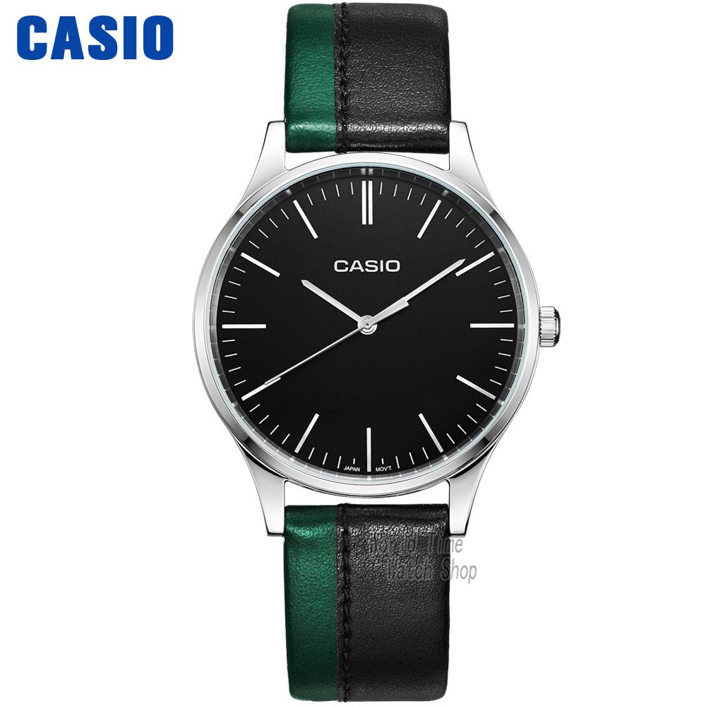 Casio WATCH Men's fashion waterproof quartz watch MTP-E133L-1E MTP-E133L-2E MTP-E133L-5E casio prw 6000y 1e