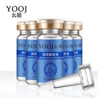 Hyaluronic Acid สต็อก Solution Anti Wrinkle Anti Aging Hyaluronic Acid Essence Serum Whitening Moisturizing ผิวกระชับ