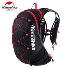 Naturehike 15L Outdoor Hydration Pack Running Backpack Cycling Bag Hiking Water Bag Lightweight Running Water Bags 5l sturdy water resistant outdoor backpack cycling backpack bag biking hiking bag shoulder gym bag daypack lightweight