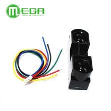 5 pces orignal novo 2y0a710k 100-500cm sensor de distância infravermelho gp2y0a710k0f