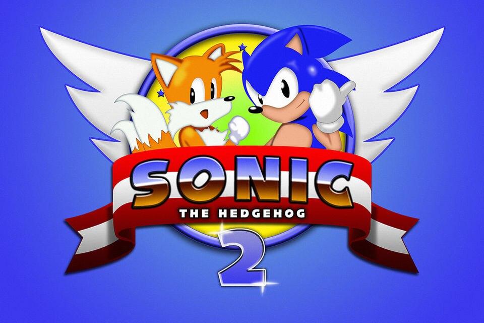 Sonic The Hedgehog 2 Old Classic Retro Game 50 70cm Poster Posters Posters Poster Classicretro Poster Aliexpress