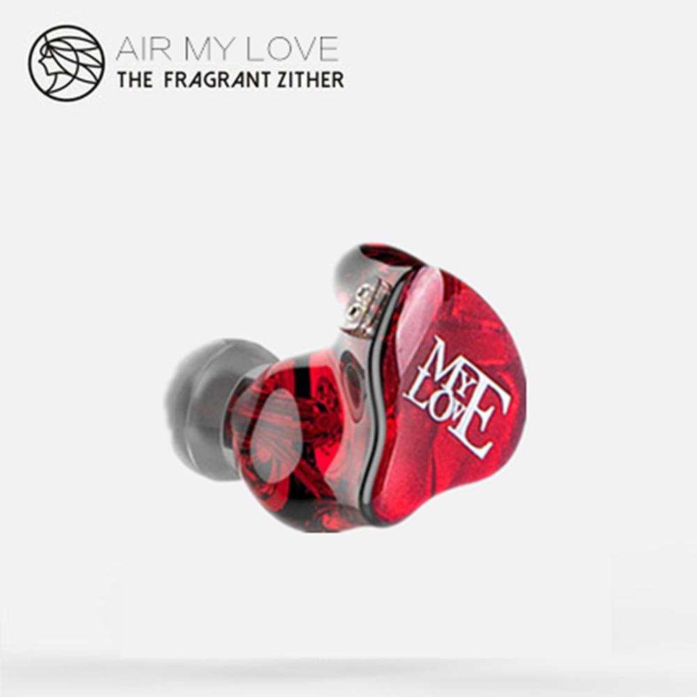TFZ AIR MY LOVE sans fil Bluetooth HiFi dans l'oreille écouteur mise à niveau Module Support apt-x avec câble amovible AIR KING X1 mon amour
