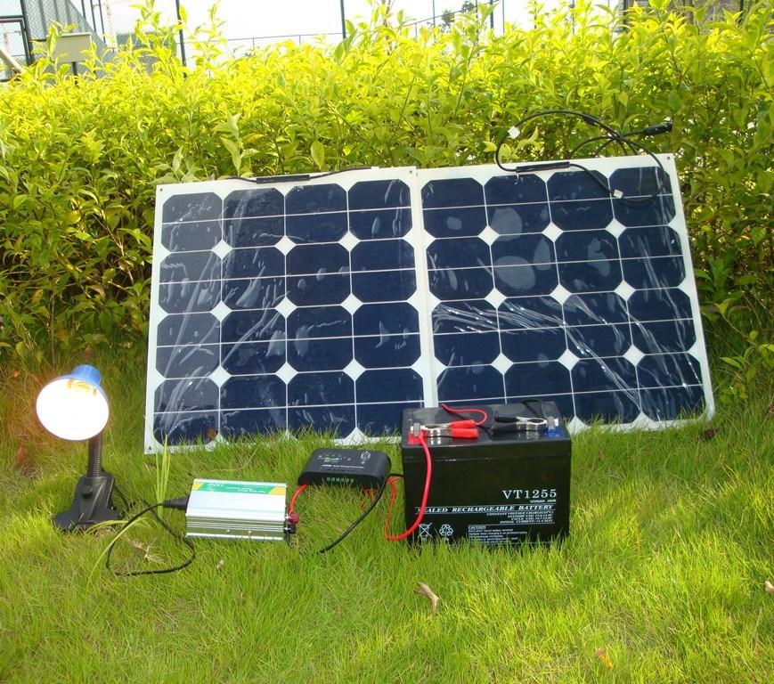 sunpower solar panel 50W 2