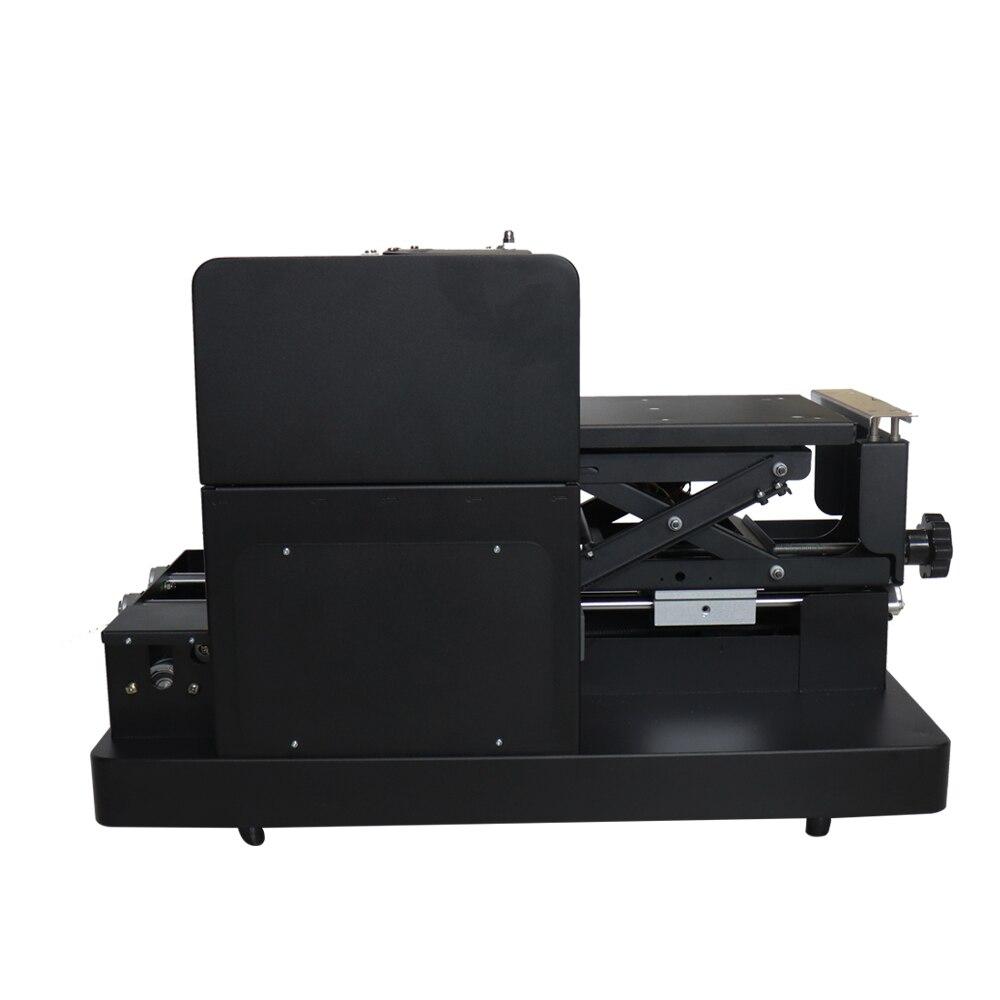 2019 sıcak satış A4 boyut flatbed yazıcı DTG Printes T-shirt - Ofis Elektroniği - Fotoğraf 4