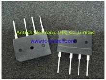 Frete Grátis! D25SB80 SECOS-Moldagem Single-Phase Ponte Retificadora DIP-4
