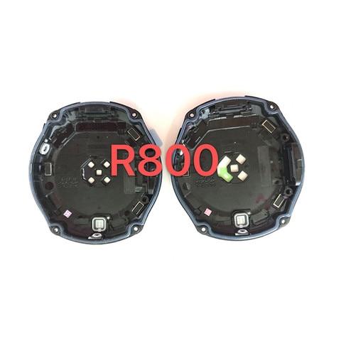 Traseiro da Tampa do Case para Samsung Vidro Galaxy Relógio Sm-r800 46mm Substituição Voltar Habitação Shell Reparação Partes Sm-r810 42mm