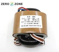 GZLOZONE 56VA R-core Transformer 0-115V-230V to 170V+6.3V 50W Transformer