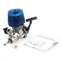 Автомобиль на радиоуправлении 1: 8 багги Монстр Truggy Nitro двигатель SH 28 CXP двигатель M28 P3 4.57CC 3.8hp 33000 об/мин боковой вытяжной Тяговый стартер