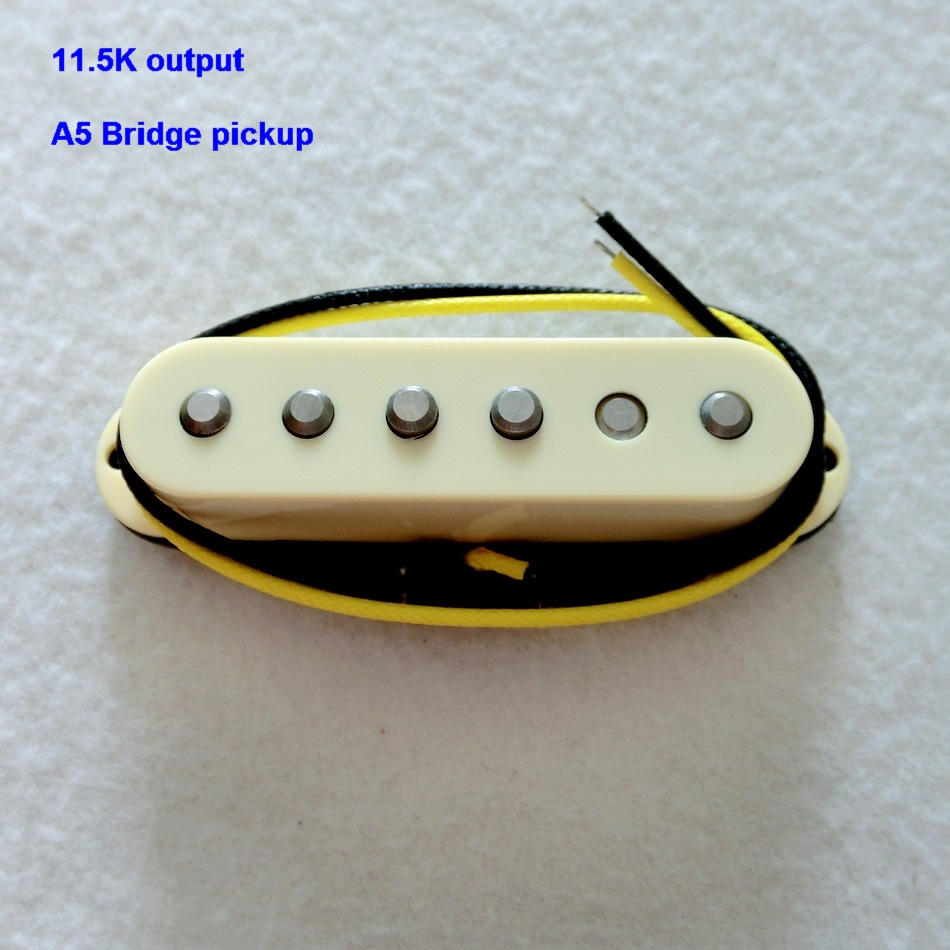 Wilkinson Electric Guitar Humbucker Pickups Lic Vintage Single Coil Aliexpresscom Buy Free Shipping Chrome Covered 115k High Output Chamfered Alnico 5 Mangets St Pickup 60s Style Bridge