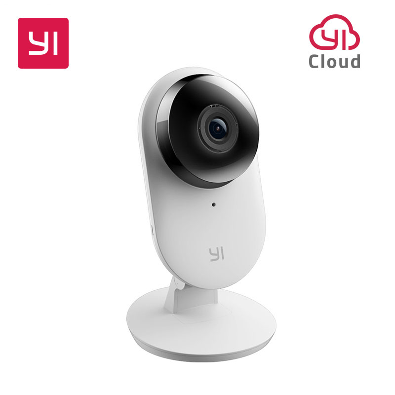 Yi Home Camera 1080P 2 FHD IP Camera Security Mini Cam Wireless CCTV WIFI Night Vision