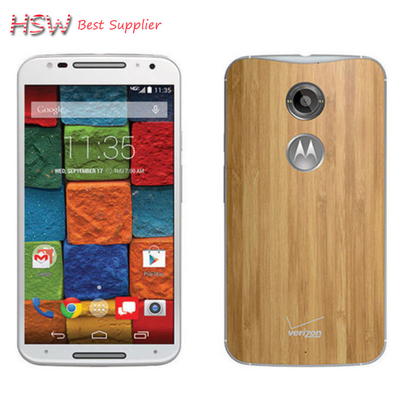 2016 Original Motorola Moto X 2nd Gen XT1096 Mobile Phone 5.2