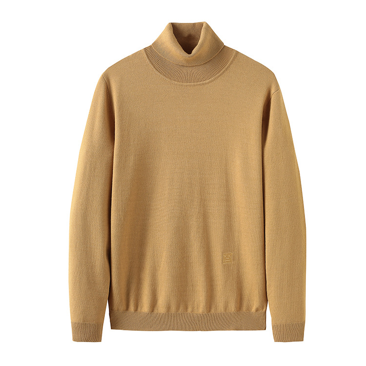 New 2019 Men Luxury Embroidered Smile Face Yellow Knit Casual Sweaters pullovers Asian Plug Size High quality Drake #AB66